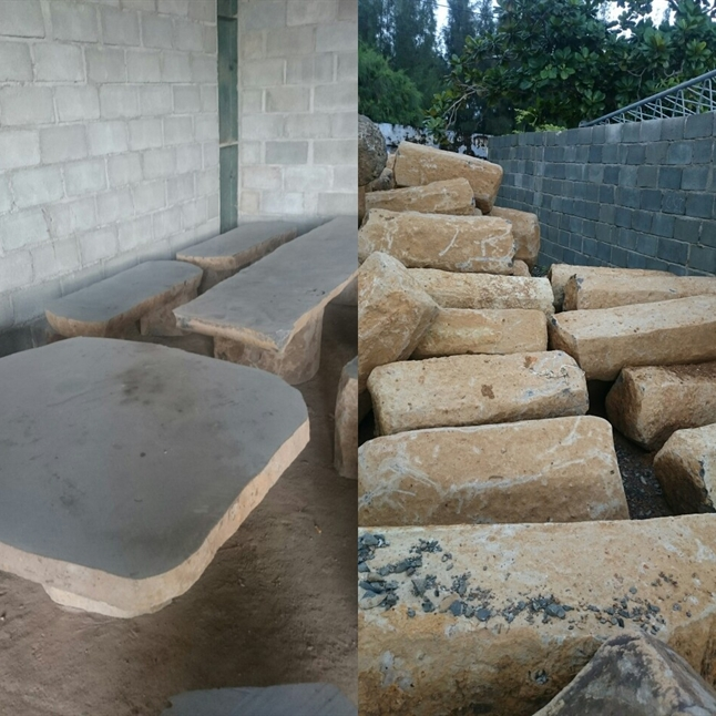 đá bazan phú yên