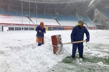 14h00 hôm nay, AFC sẽ quyết định hoãn hay không trận U23 Việt Nam gặp Uzbekistan