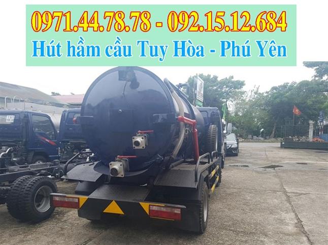 Hút hầm cầu tại Phú Yên - Hut ham cau tai Phu Yen - Hút hầm cầu (hút hầm vệ sinh) tại Tuy Hòa Phú Yên.