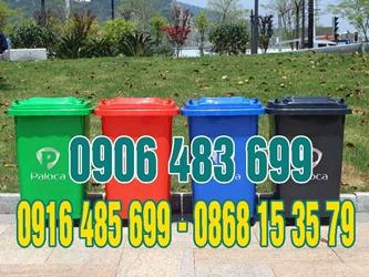 bán thùng rác 120 lít 240 lít giá rẻ nhất