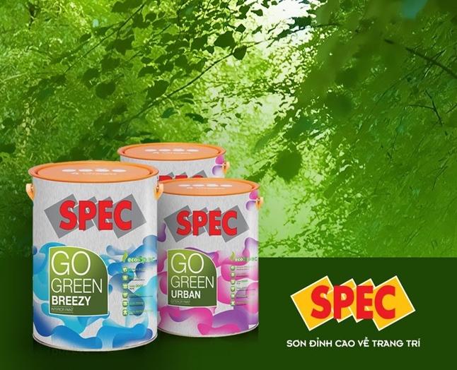 sơn spec go green phú yên