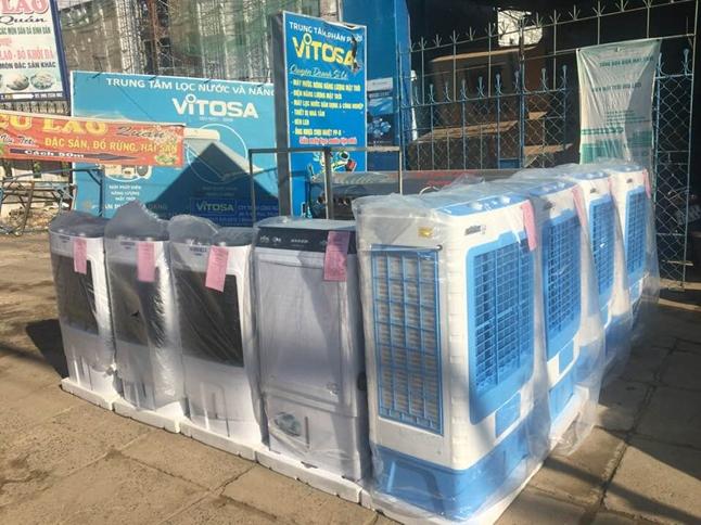 Máy qạt hơi nước Tuy Hòa Phú Yên