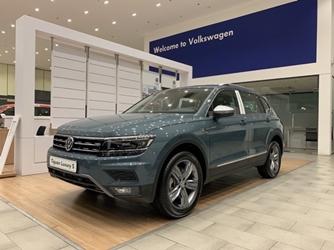 Volkswagen Tiguan Allspace Luxury 2021