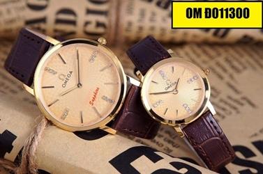 Đồng hồ dây da cao cấp thiết kế trẻ trung, năng động