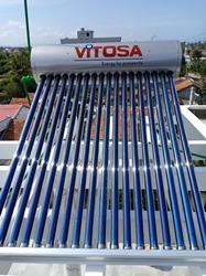 Lắp đặt máy nước nóng năng lượng Đông Hòa - Phú Yên