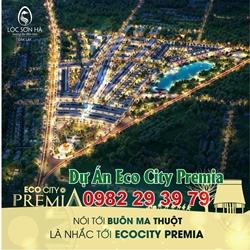 Dự Án Eco City Premia Buôn Ma Thuột Đắk Lắk