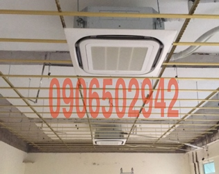 Hệ thống thi công máy lạnh âm trần Daikin  giá rẻ