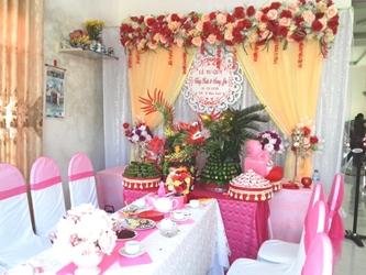 Dịch vụ Cưới Hỏi Phú Yên - Dịch vụ tiệc cưới Phú Yên