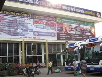 Nhà xe Thuận Thảo chạy Tuy Hòa & Sài Gòn - Xe Chất Lượng CaoThuận Thảo