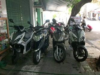 Gọi: 0906.483.699 - 0916.485.699 - 0868 153579 để  thuê xe máy ở Tuy Hòa Phú Yên.