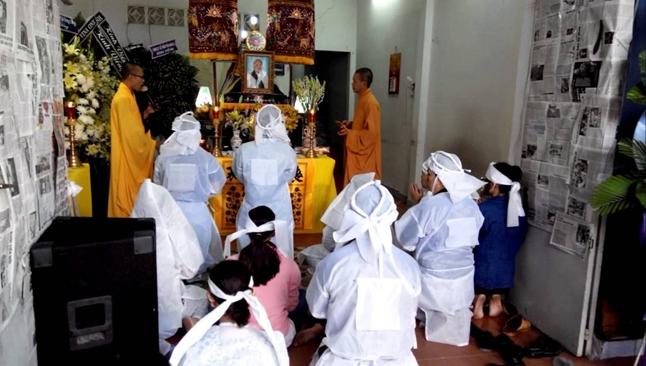 dịch vụ tang lễ (mai táng) trọn gói Phú Yên