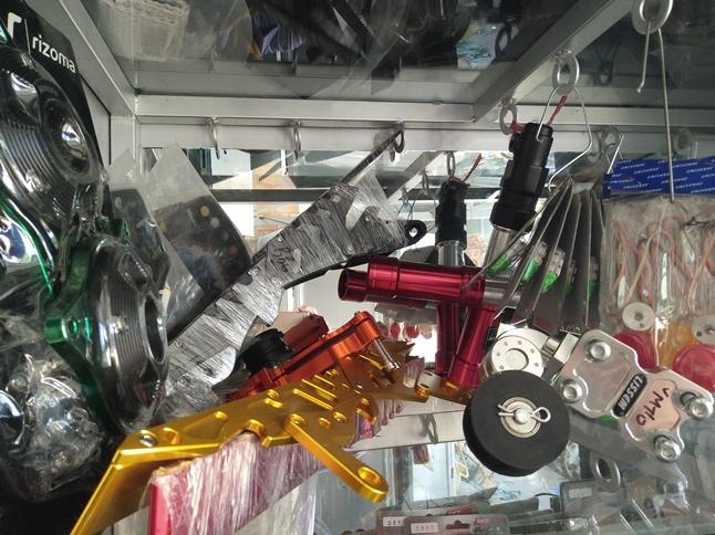 phụ tùng xe máy sông cầu phú yên - cửa hàng phụ tùng xe máy Thảo sông cầu phú yên