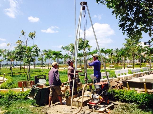 khoan giếng phú yên - khoan giếng chuyên nghiệp tại phú yên - khoan giếng Ngọc Châu phú yên