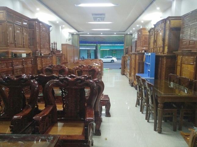 đồ gỗ nội thất tuy hòa