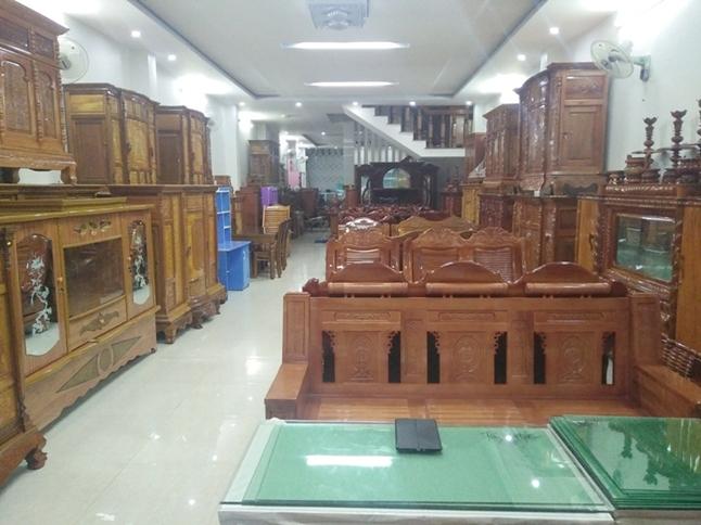 đồ gỗ nội thất tuy hòa phú yên
