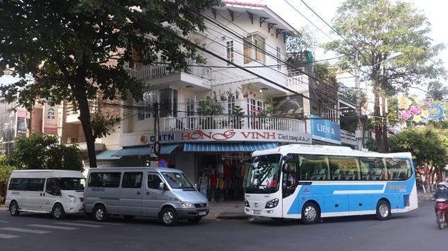 Văn phòng công ty tại 46 Trần Hưng Đại, TP Tuy Hòa, Phú Yên