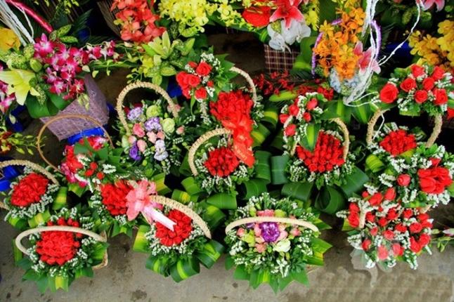 shop hoa tươi tại bạc liêu