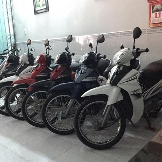 cho thuê xe máy tại daklak