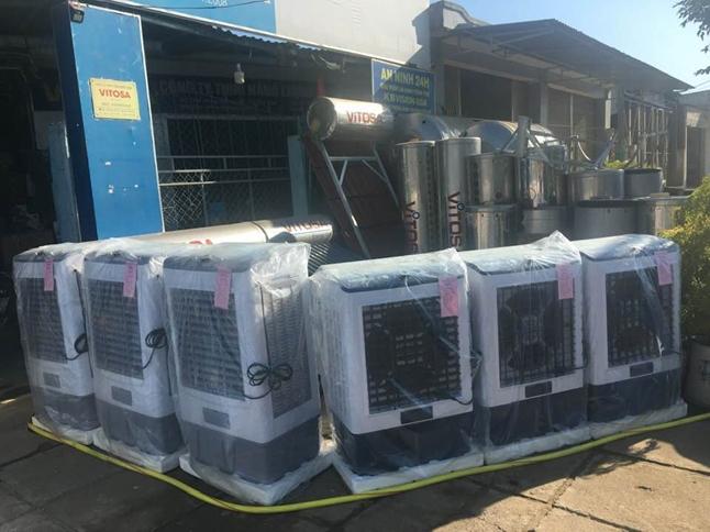 máy quạt hơi nước tại Phú Yên