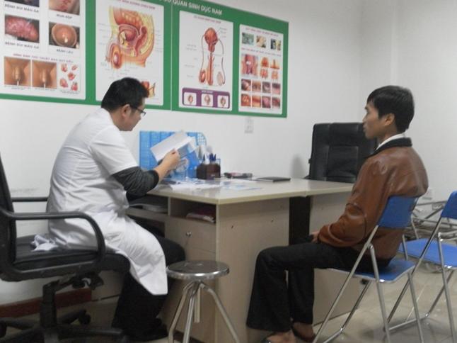 phòng khám nam khoa tại daklak