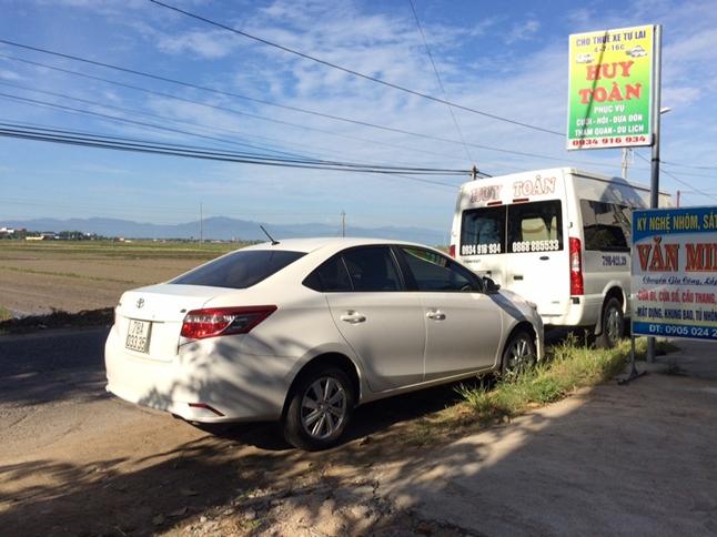 xe tự lái cho thuê tại phú yên